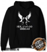 Mikina Hollywood Undead Eagles Black - SKLADOM JIMMYMARKET SENICA 0c8acbfc2f